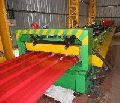 color coated roofing sheets roll machine