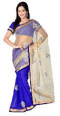Bollywood Fashion Embroidery Saree