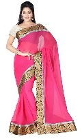 Indian Designer Wear Georgette Saree