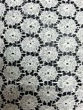 Cotton Raschel Lace Fabric