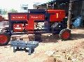 Semi Automatic Clay Brick Making Machine