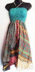 Silk M Dress