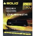 Solid-9030 Mstar Hd Dvb-s2 Full Hd 1080p Satellite Receiver