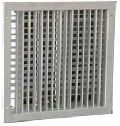 Double Deflection Grilles