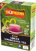Superb X-Tra Ginger Lemongrass Tea