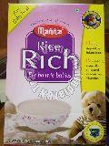 Manna Rice Baby Food
