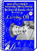 Cutting Oil manufacturing formula ebook to sell
