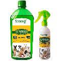 Mites herbal anti-tick spray