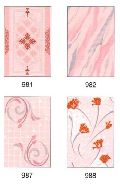 Ordinary Pink Printed Ceramic Wall Tiles
