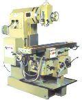 All Geared Vertical Milling Machine
