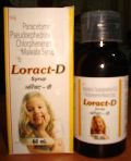 Loract D, Anti Allergic Drugs