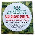 Organic Magic Green Tea (Hot & Iced Tea Preparation)