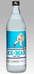HE -MAN Dry Gin