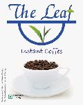 The Leaf Instant Coffee