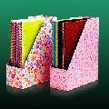 stationery paper folders