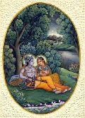 Rajasthani Traditional Paintings Rtp - 020
