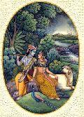 Rajasthani Traditional Paintings Rtp - 021