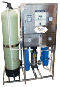Industrial Reverse Osmosis Plant - 100 Lph