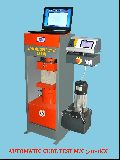 AUTOMATIC CUBE COMPRESSION TESTING MACHINE 3000 KN