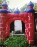 Amusement Park Inflatable Gates