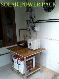 Solar Power Backup System