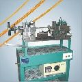 Semi Automatic Fox Tail Chain Making Machine