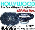 Car Speaker 6986