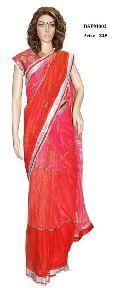Shaded Designer Net Saree