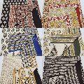 Bagru Print Mul Cotton Saree