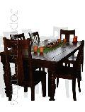Comfortable Six Seater Dining Set