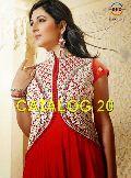 Catalog 20 Kumud Georgette Salwar Kameez