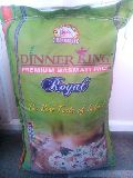 Dinner King Royal Basmati Rice
