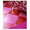 Pink Floor Tiles