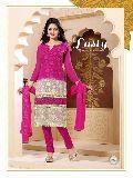 Georgette Karachi Style Salwar Suit 1003