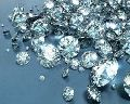 White Colorless Moissanite Diamonds