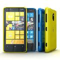 Nokia Lumia 620 (Cyan) Mobile Phone