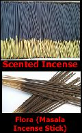 Raw Incense Stick ( Without Scented )