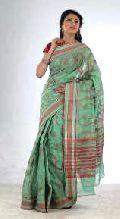 Dhaniakhali Tant Saree