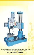 All Geared Double Column Radial Drilling Machine