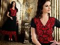 Eliyana Cotton Anarkali Suits