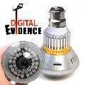 Fixed DVR Bulb Camera