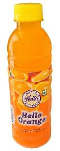 Hello Orange 250 ml (Bottle)