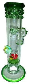 Glass Honeycomb Water Pipe Bong 10 Inch