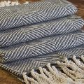 Cotton Herring Bone Blanket