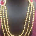 Designer Gold Plated Necklace