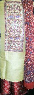 Kutchi Hand Work Dress Material