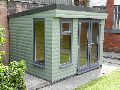 Insulated Office Cabin