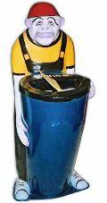 Modern Dustbin ( DFPFD 753 )