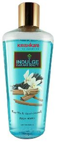 Krishkare Vanilla and Sandalwood Body Wash