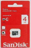 4GB Micro SD Cards